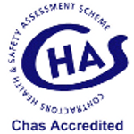 CHAS Accredited installation